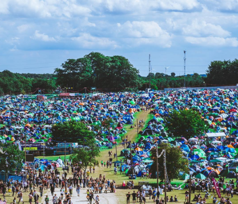 Teenager found dead in a tent at Reading Festival