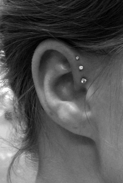 16 Pictures To Screenshot If You Want To Get A New Ear Piercing Her Ie