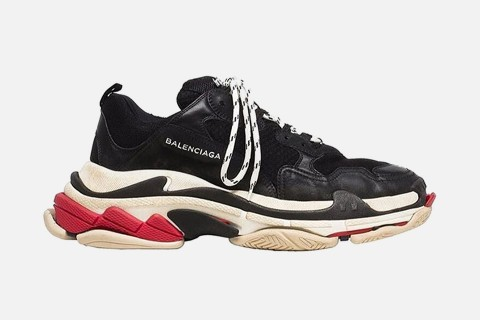 codice promozionale 5709f 18e64 Balenciaga has brought out new shoes and Twitter isn't happy ...