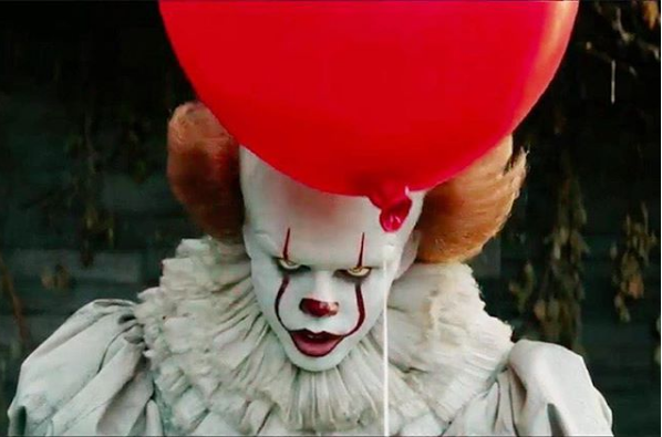this hilarious deleted scene from it is absolutely what we needed