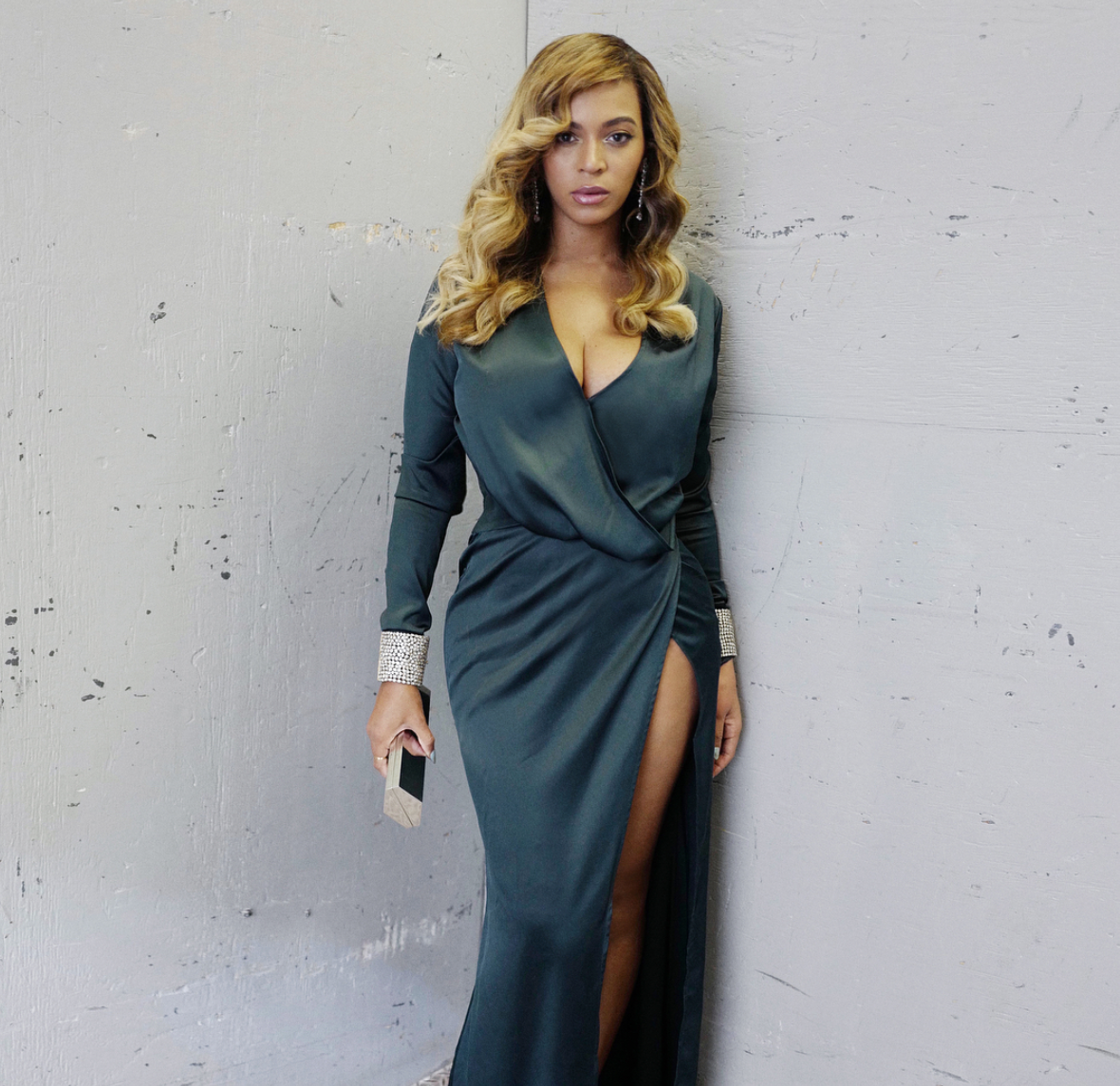 Beyoncé Wore a $165 Dress to Rihanna's 3rd Annual Diamond Ball