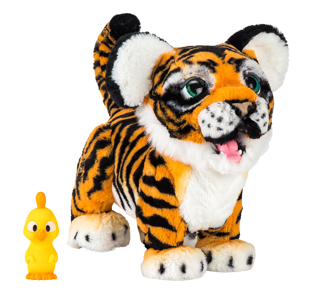 1 furreal roarin tyler the playful tiger