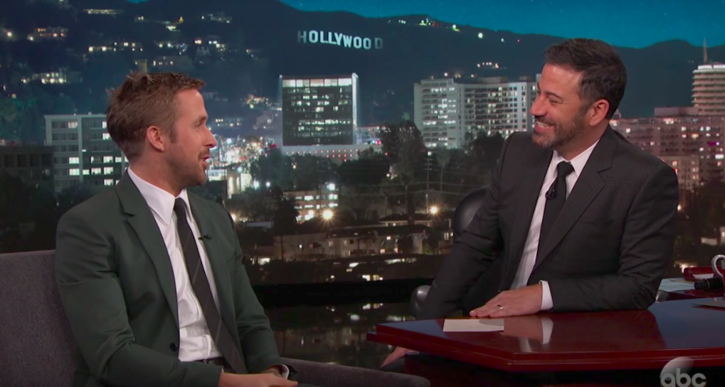 Ryan Gosling's Daughter Had a Hilarious First Encounter with NY