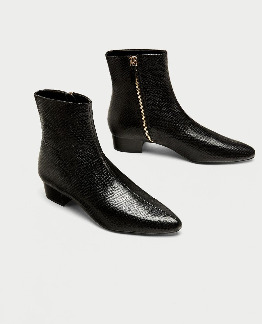 537be60f2f51c The €26 Zara boots that you'll wear with literally everything all ...