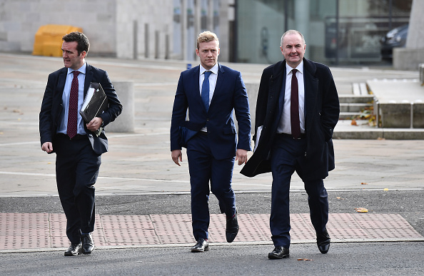 Paddy Jackson and Stuart Olding to stand trial over rape charges