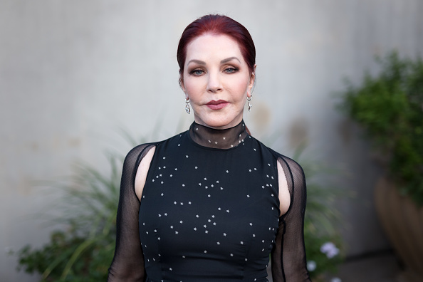 Priscilla Presley Has Not Left Scientology Despite Reports, Rep Says