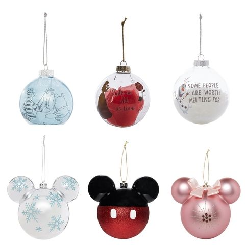the retail giant confirmed earlier this year that some truly gorgeous disney baubles would be hitting the shelves