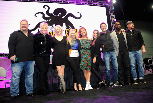 The Cast Of Sabrina The Teenage Witch Reunited And It Was Glorious