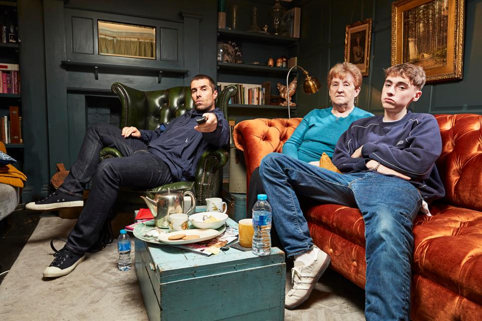 Liam Gallagher and family to appear on Celebrity Gogglebox
