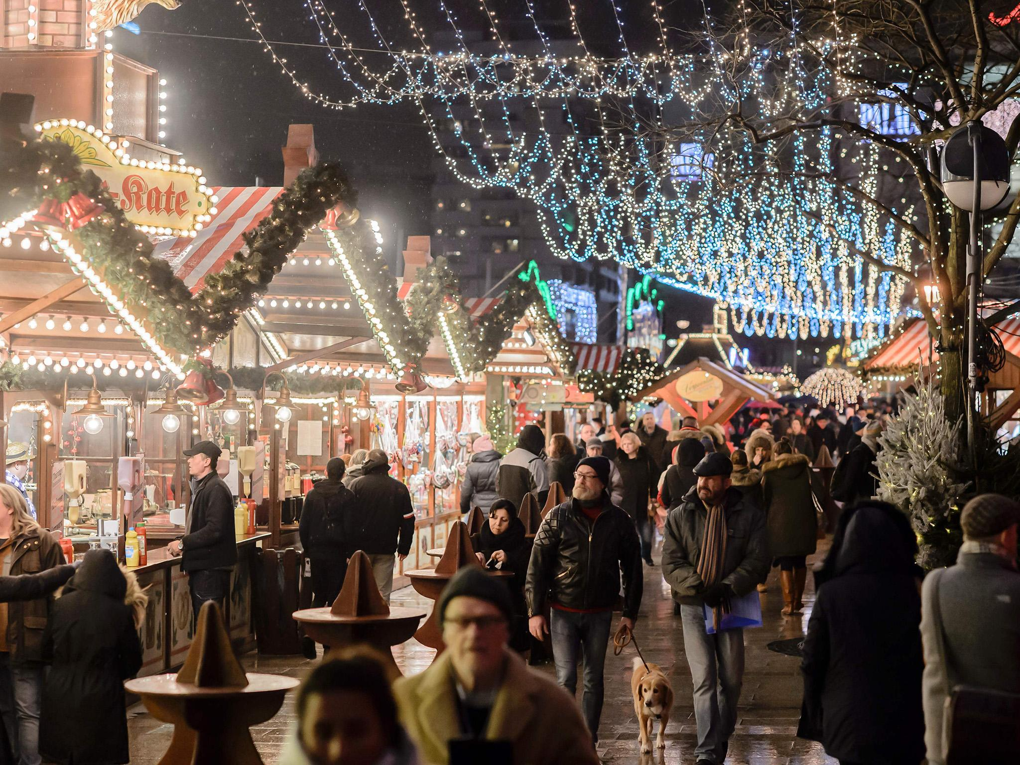 Berlin Christmas Market.Seven Reasons Why The Berlin Christmas Markets Are A Festive
