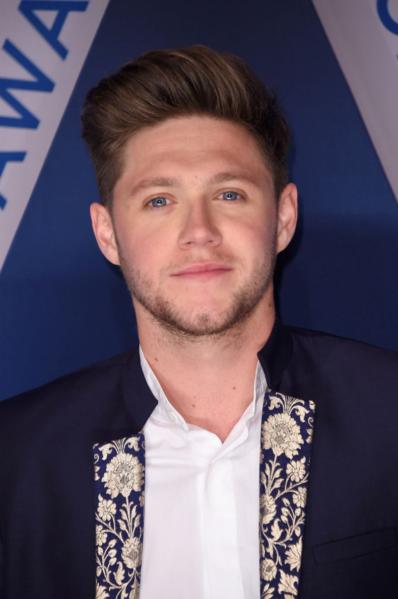 niall horan has been signed to a major modelling agency her ie