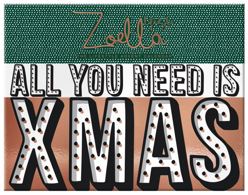 Zoella Finally Responds To Advent Calendar Backlash: