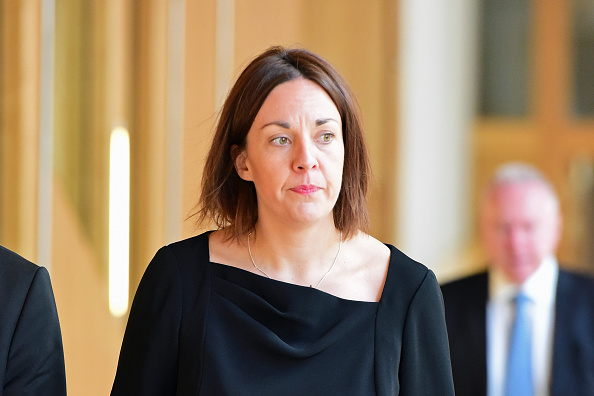 Kezia Dugdale avoids suspension from Scottish Labour over I'm A Celebrity appearance