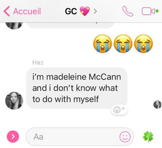 Student faces backlash after claiming to be Madeline McCann