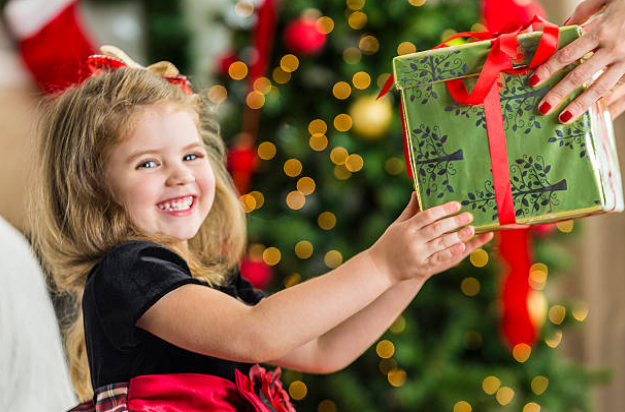 Christmas Gifts For Kids.Irish Kids Discuss Christmas Gifts For Their Parents And