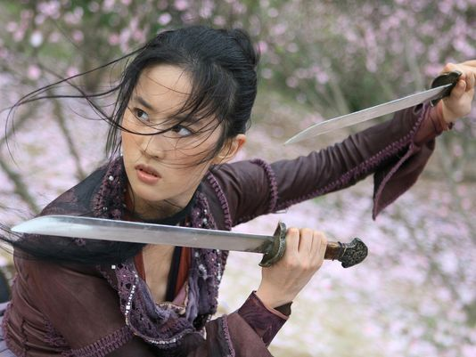 Disney's Live Action MULAN Finds It's Star in Crystal Liu