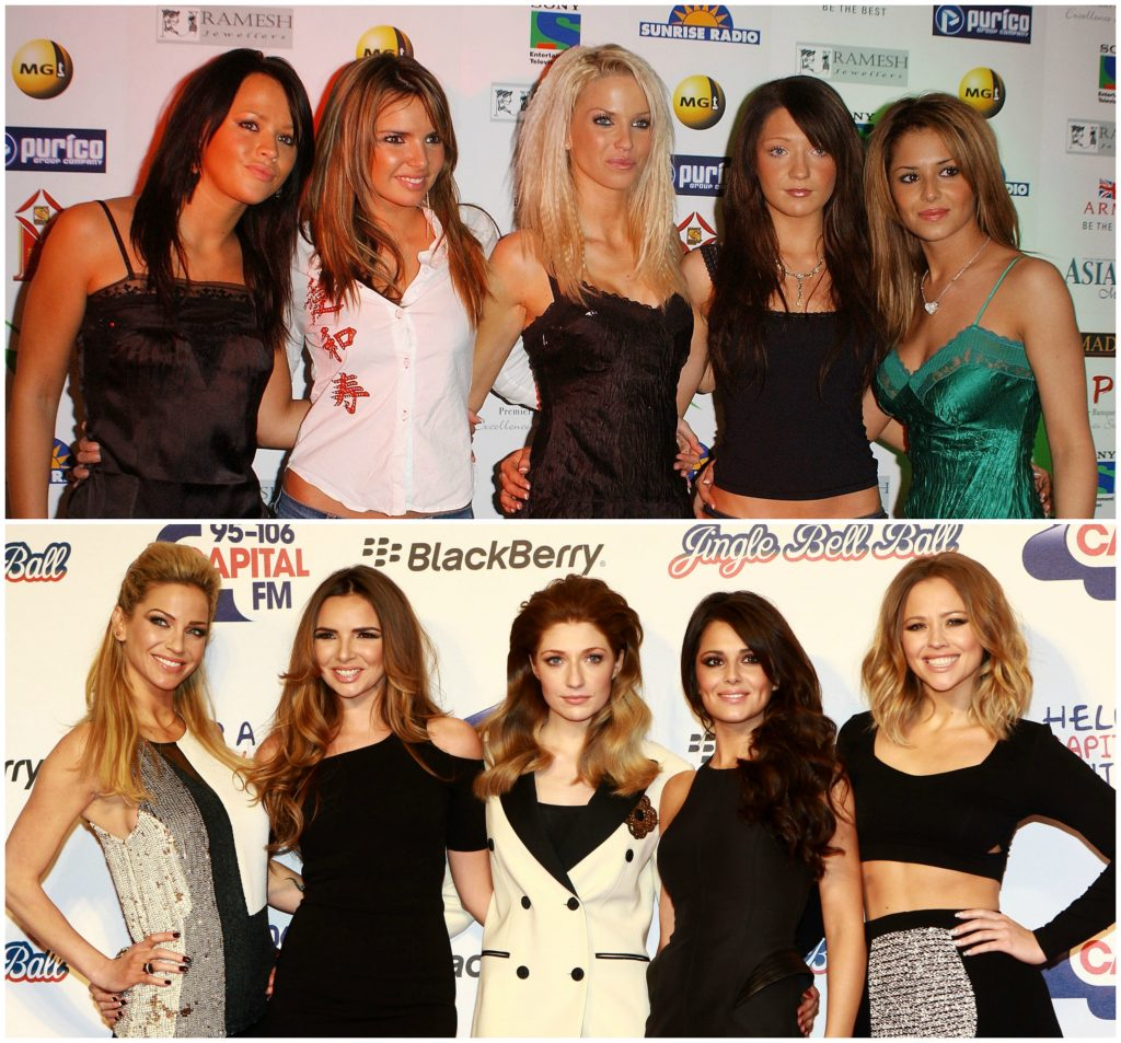Girls Aloud celebrate fifteenth anniversary as Nadine Coyle and Cheryl talk reunion