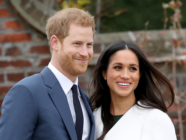 exact date for Meghan and Harry's wedding