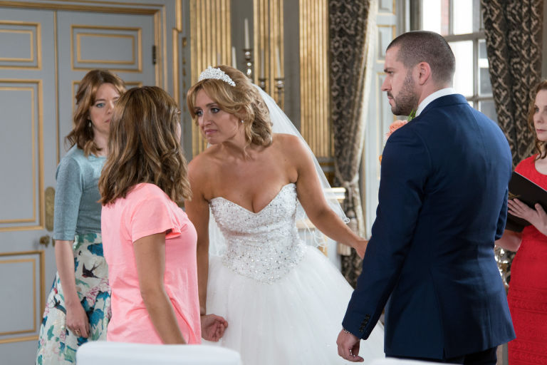 Corrie fans reckon they've figured out Aidan and Eva's exit storyline