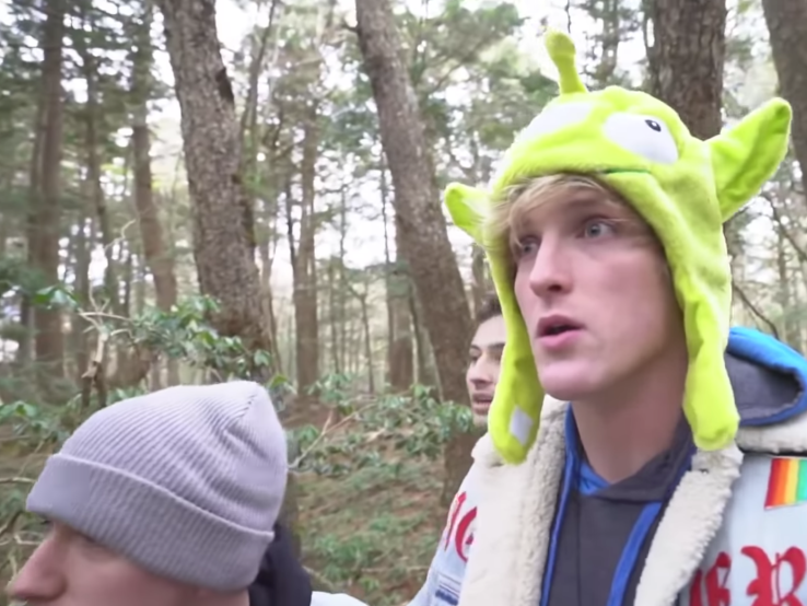 Youtube star Logan Paul apologises for uploading 'disgusting