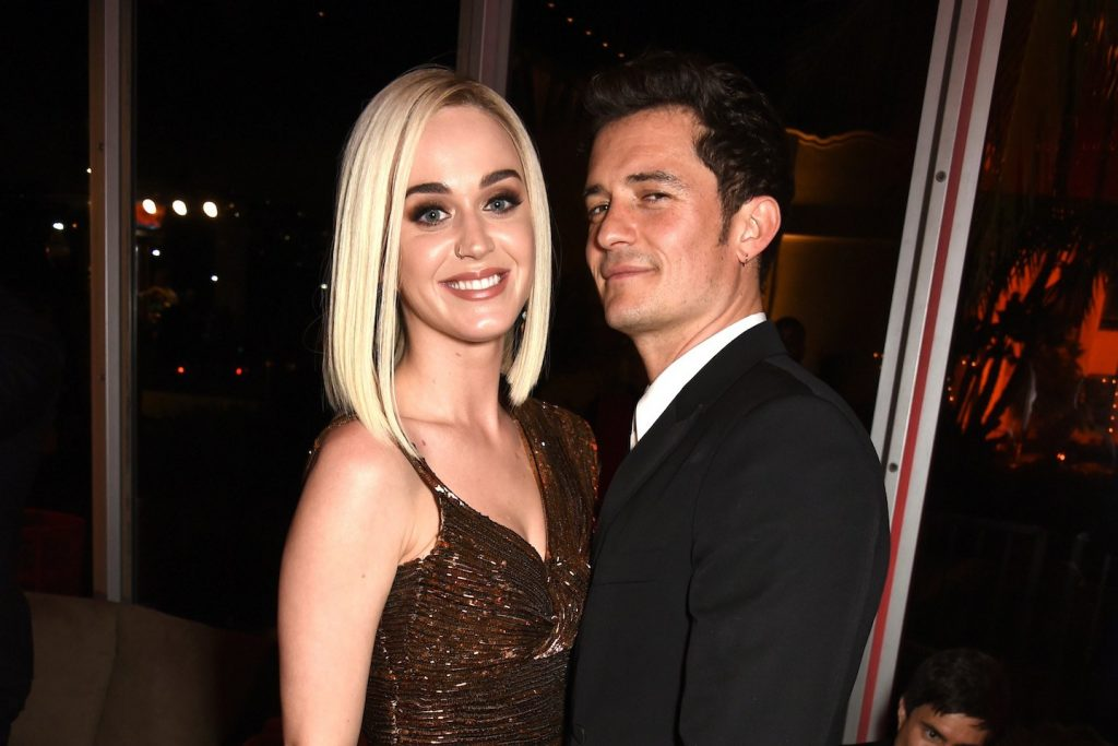 Exes Katy Perry and Orlando Bloom Reunite on Maldives Vacation