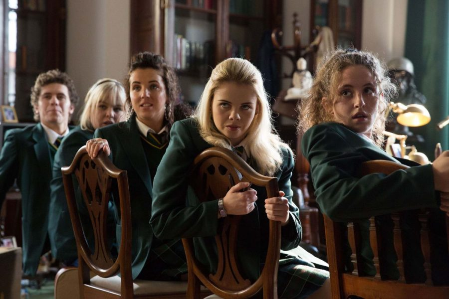 Netflix have delayed the release date of Derry Girls season