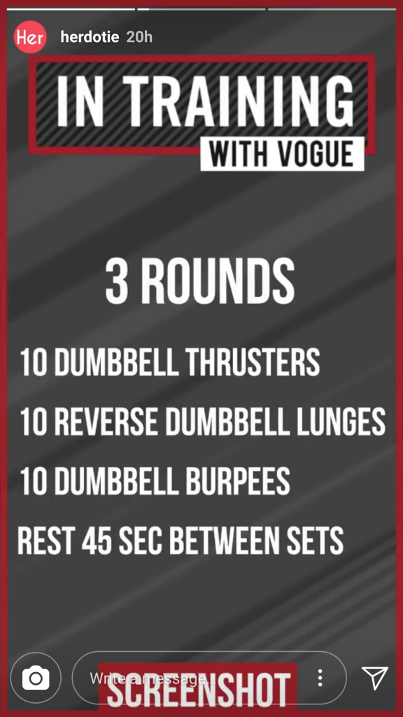 The badass gym bunny workout that will challenge your ENTIRE