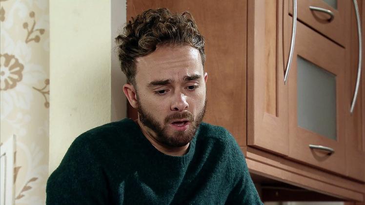 Corrie releases first look at David Platt sexual assault storyline