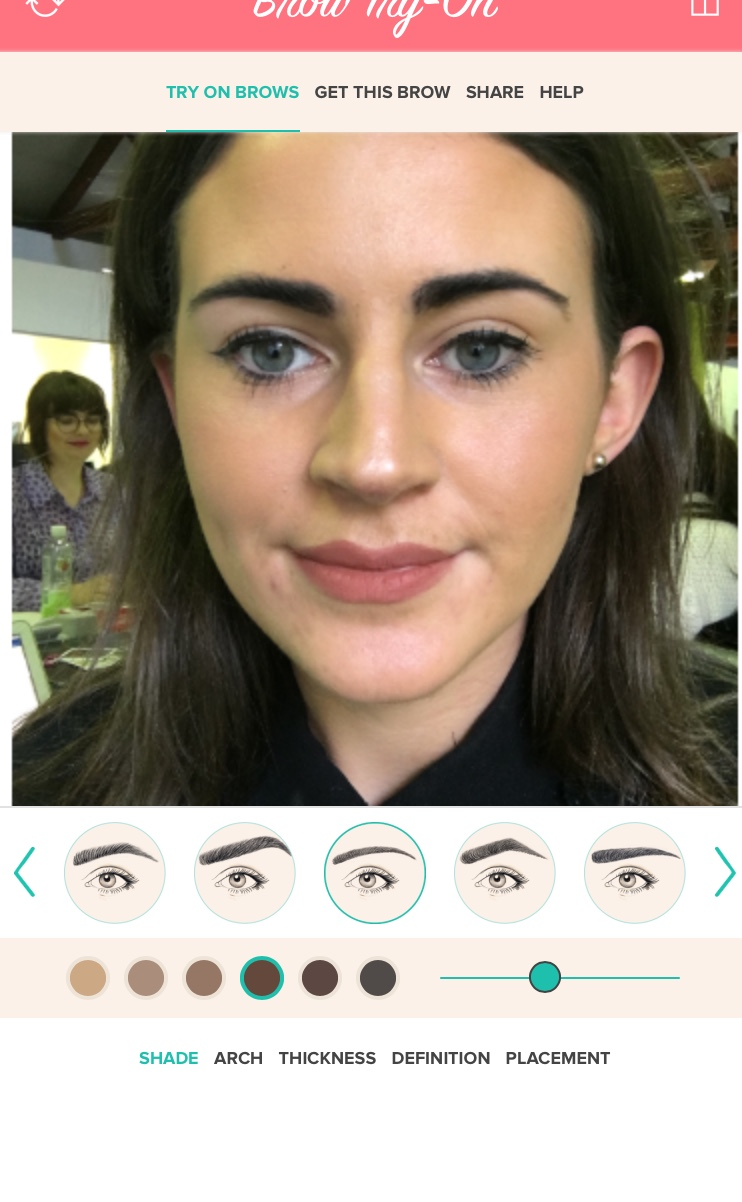 I Tried Benefits New Virtual Eyebrow Tool And Its Pretty Genius