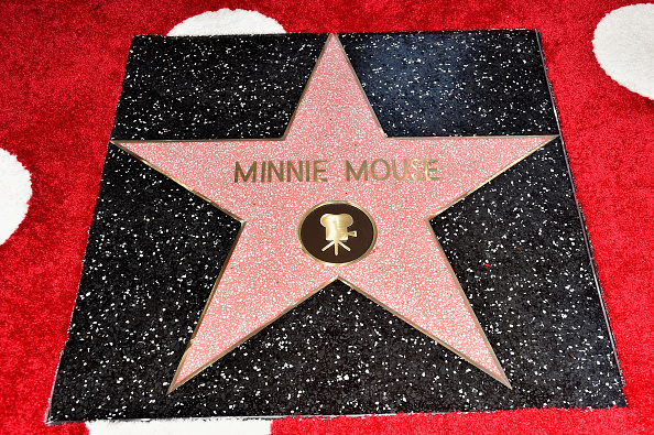 Minnie Mouse to receive star in Hollywood 40 years after Mickey