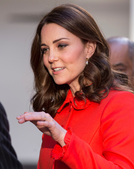 Why wasn't Kate Middleton wearing her engagement ring last week?