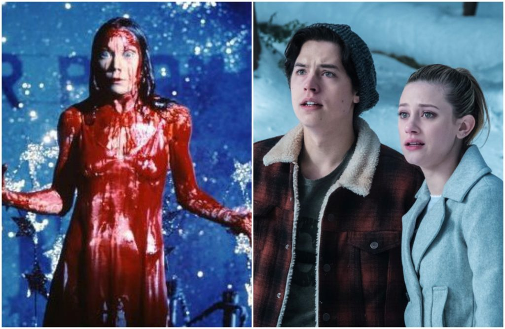 Riverdale to air musical episode around the Stephen King novel Carrie