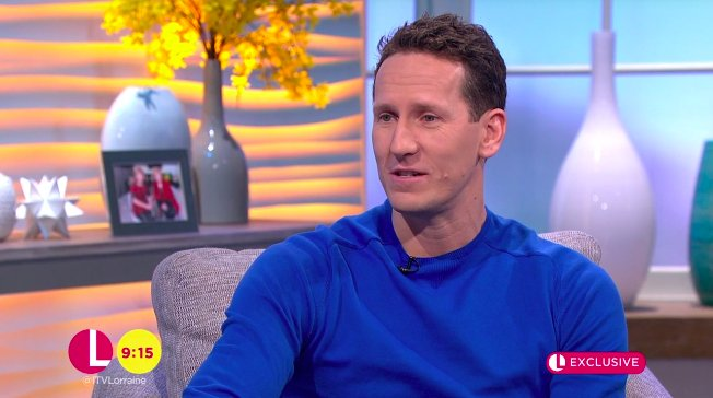 Brendan Cole AXED from Strictly Come Dancing after 14 years