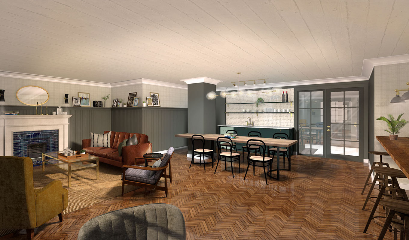 These stunning New York-style apartments are coming to Dublin next month