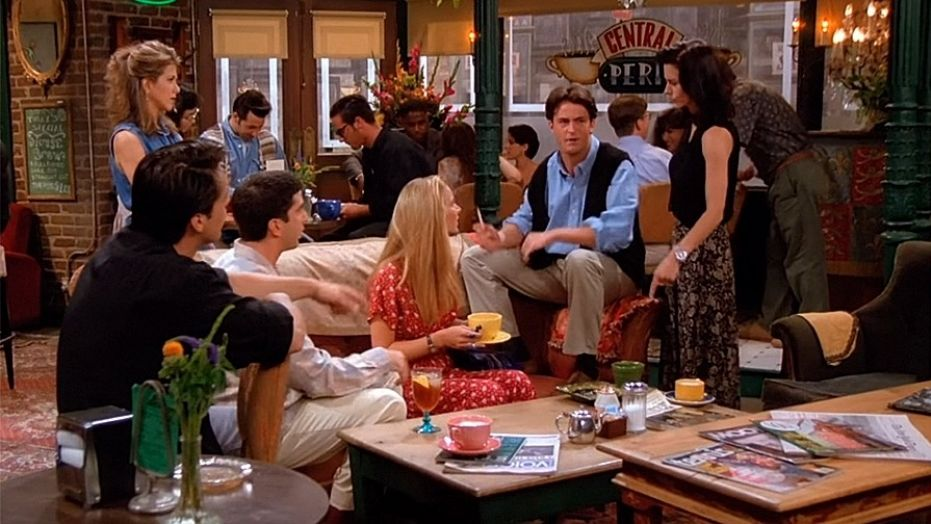 looks like friends 39 central perk coffee shop could be opening for real. Black Bedroom Furniture Sets. Home Design Ideas