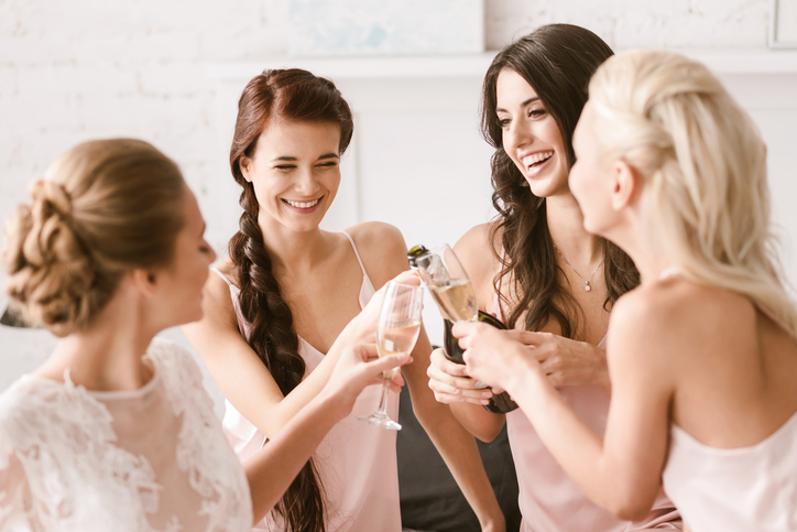 Turns out it's crazy expensive to be someone's bridesmaid in Ireland
