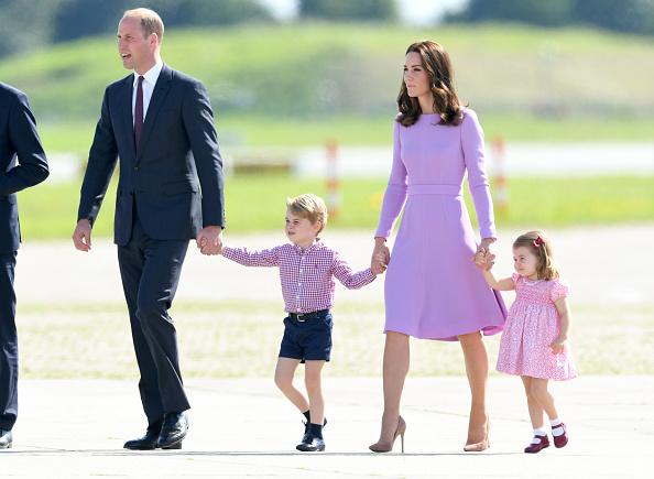 third royal baby's name