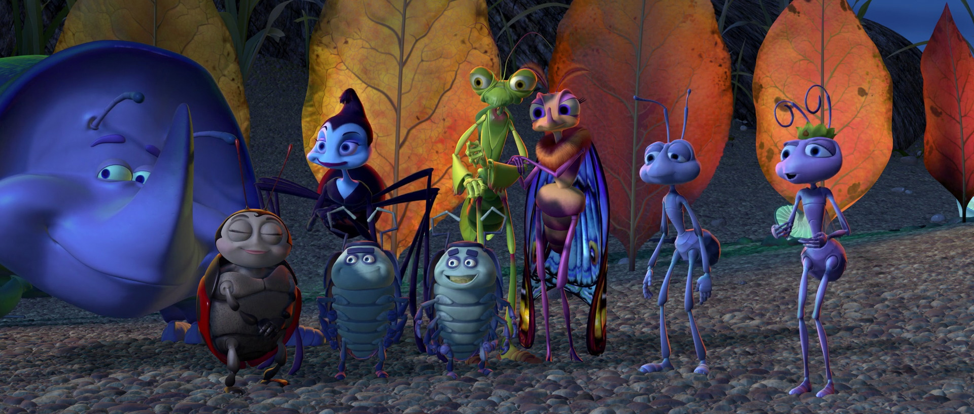 People Think A Bug S Life Could Be Getting A Sequel After This Hint Her Ie