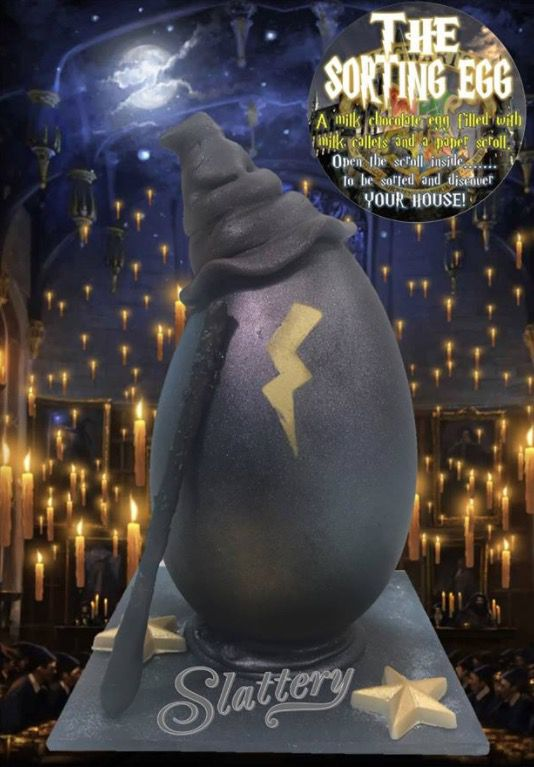 Merlin s beard! This Harry Potter Easter egg will sort you into your ... d9ed082a52e