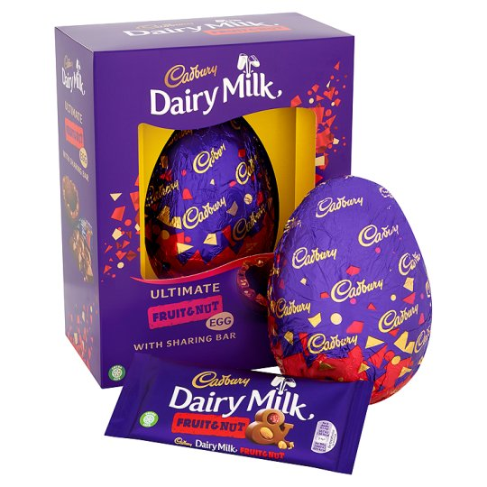 Nuts And Praline Easter Egg: Oh My! You Can Now Buy A Giant Cadbury Egg Loaded With