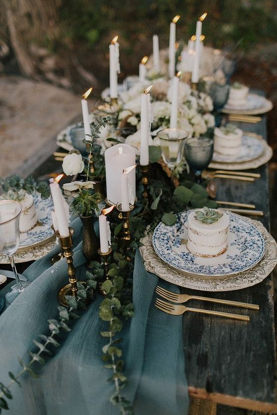 Brides going for a rustic theme will adore this new wedding decor brides going for a rustic theme will adore this new wedding decor trend junglespirit Image collections