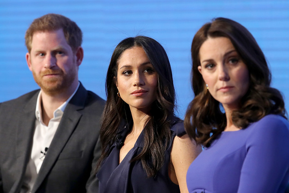 Royal fans are confused by Meghan's new British accent