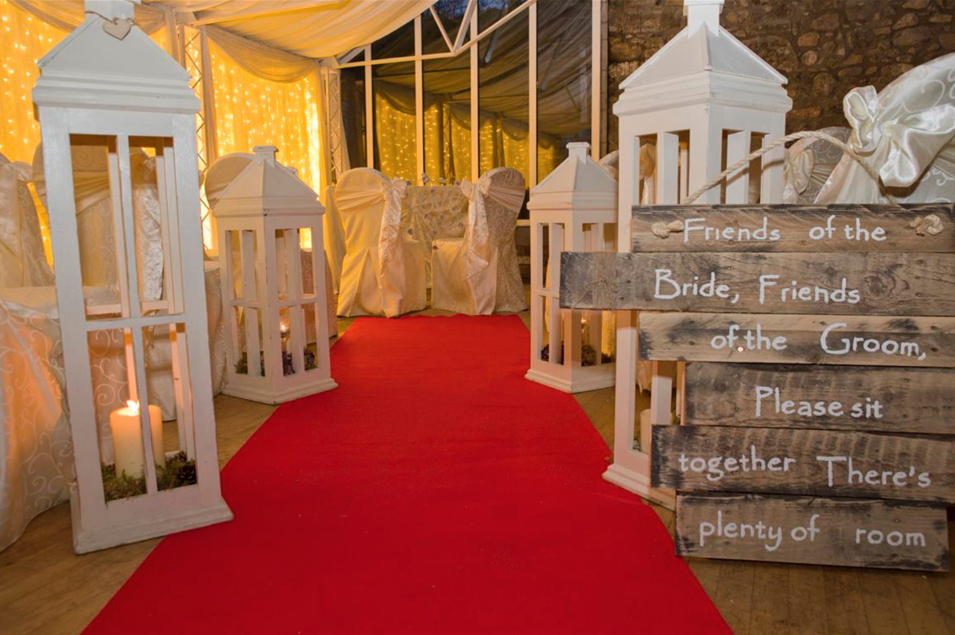 You can get married in this Irish brewery and it looks gorgeous