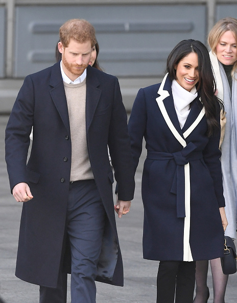 Meghan Markle gives a hidden nod to International Women's Day with her latest outfit