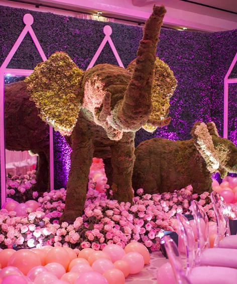 Khloe Kardashian S Baby Shower Was Beyond Extravagant Her Ie