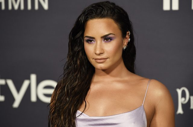 Why Demi Lovato inspired such immediate goodwill from fellow celebrities