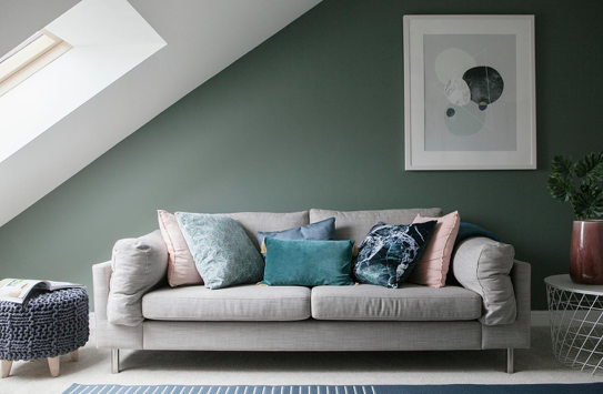 Green Was The Colour At Interiors Fairs In Paris And Cologne Earlier This  Year. It Featured In Everything From Upholstery To Furniture And Varied  From Rich ...