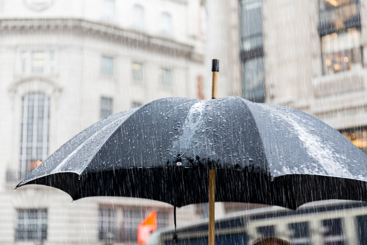 A weather warning has been issued for all of Ireland