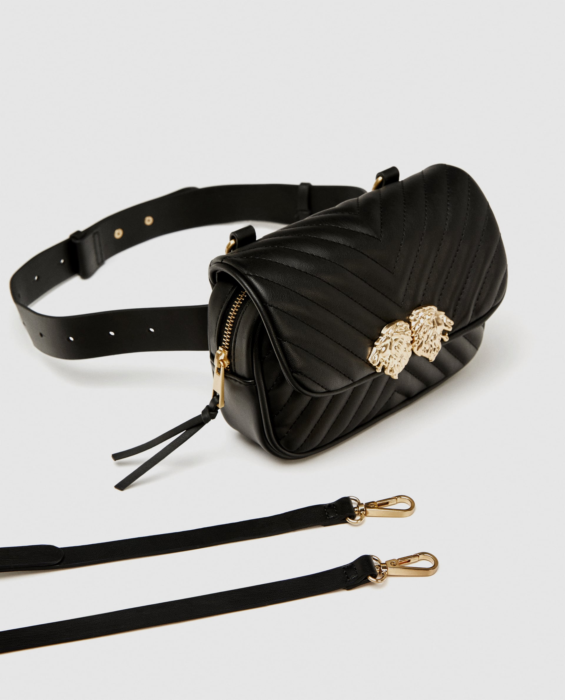 5bdc601c9bc This €30 Zara bag is a dead ringer for a very popular Gucci one | Her.ie