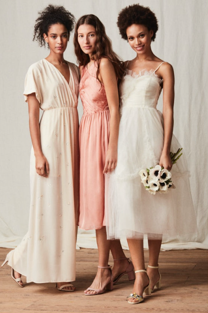 5bef3444a3 H M has just launched some stunning (and very affordable) wedding dresses